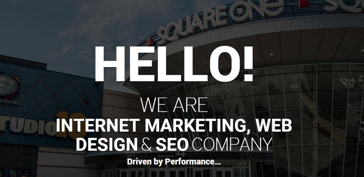 Mississauga's Top Web Design & SEO Company - Nova Solutions