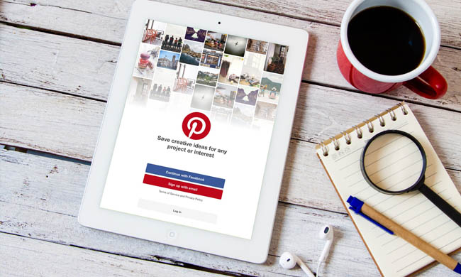 Pinterest SEO Optimizing